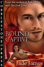 Bound Captive - Cover Art
