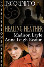 Healing Heather - Cover Art